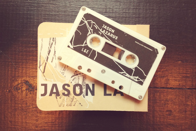 mixtape created by jason lazarus