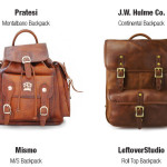 Pratesi Montalbano and J.W. Hulme Co back packs