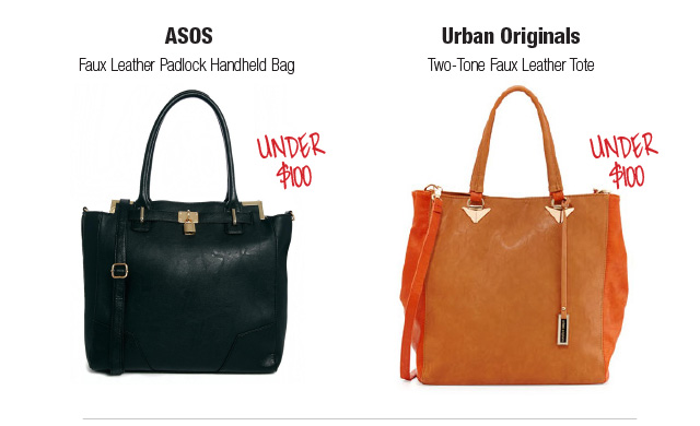 inexpensive bags that don't break the bank