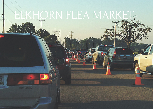The Elkhorn Flea Market