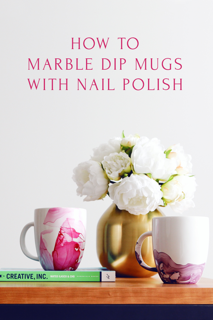 Diy watercolor mug house of hipsters my most favorite diy is this tutorial on how to marble dipped mugs the marbling solutioingenieria Image collections