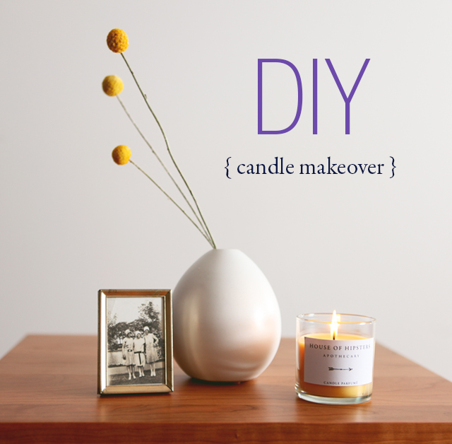 image about Printable Candles titled Do it yourself - Candle Packaging - Dwelling Of Hipsters