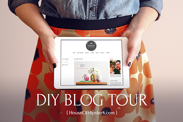 DIY Blog Tour