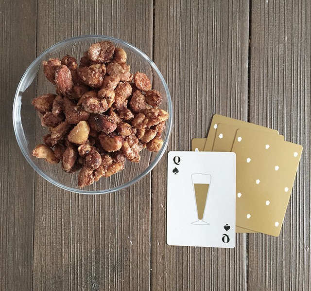 Recipe for Candied Almonds