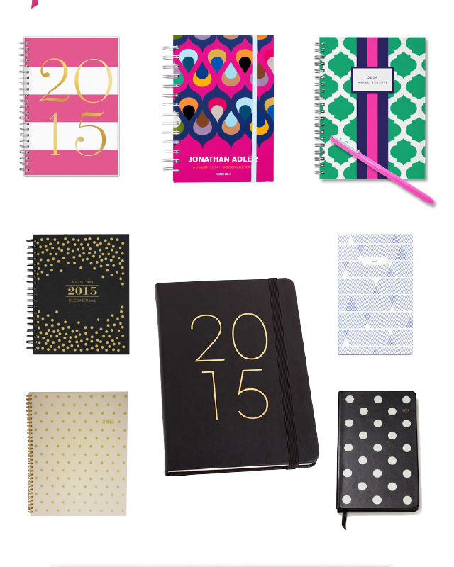 15 Planners for 2015