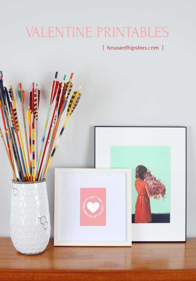 Free Printable for Valentine's Days