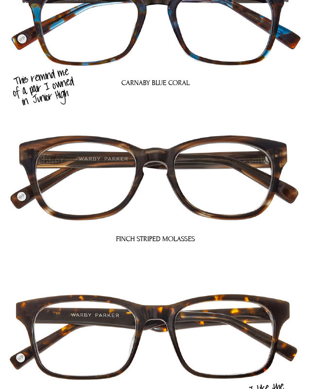 Warby Parker 2015 Spring Collection