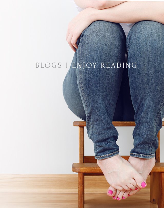 Blogs I Enjoy Reading