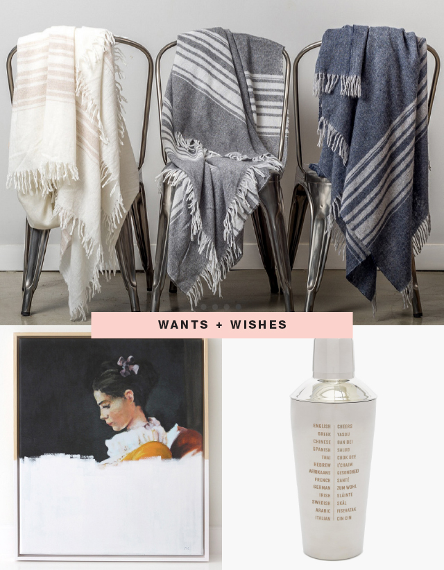 Wants + Wishes — Home Decor Wants