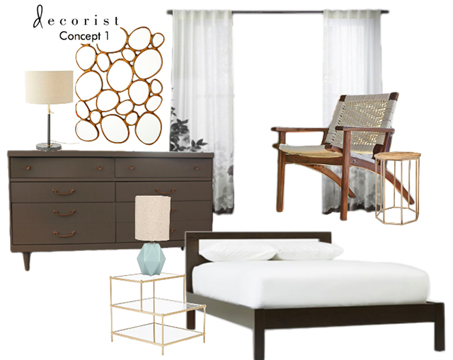 Decorist Bedroom Makeover