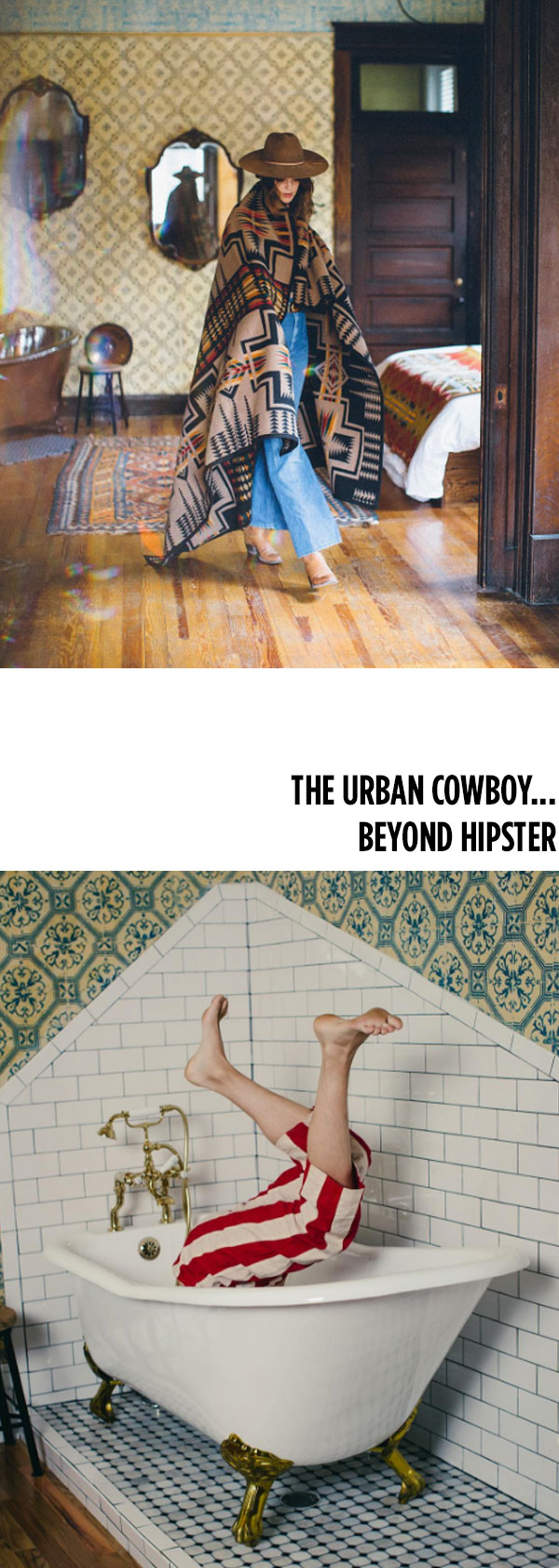 Urban Cowboy Bed and Breakfast Nashville and Brooklyn