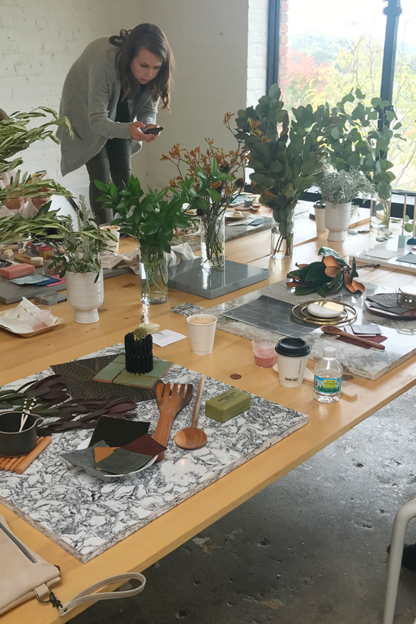 Creative Workshop with Cambria Quartz Countertop