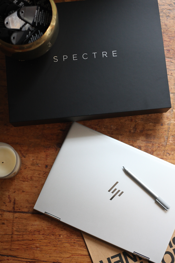 How I get my handwriting on images with the HP Spectre x360 #ReinventGiving