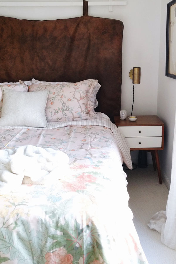 No Makeup Home Tour - House of Hipsters Guest Bedroom