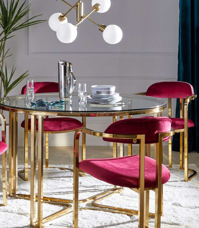 Walmart Home Decor line MoDRN is retro glam perfection