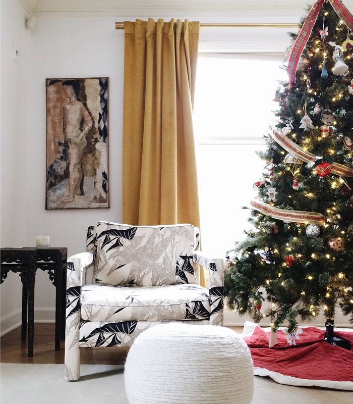 holiday home decor blogger tour