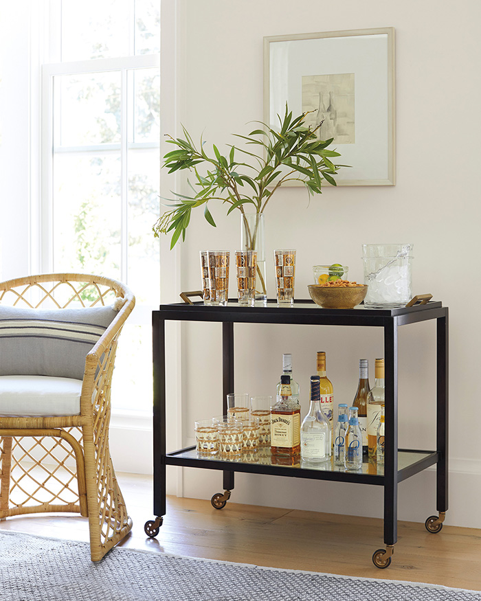Parisian Bar Cart - Cyber Monday Sale