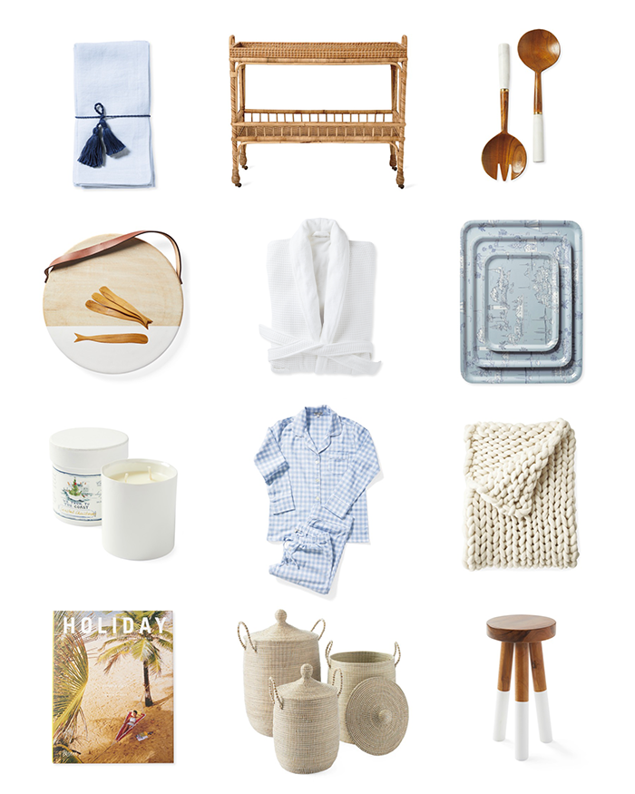 Holiday Gift Guide - cozy