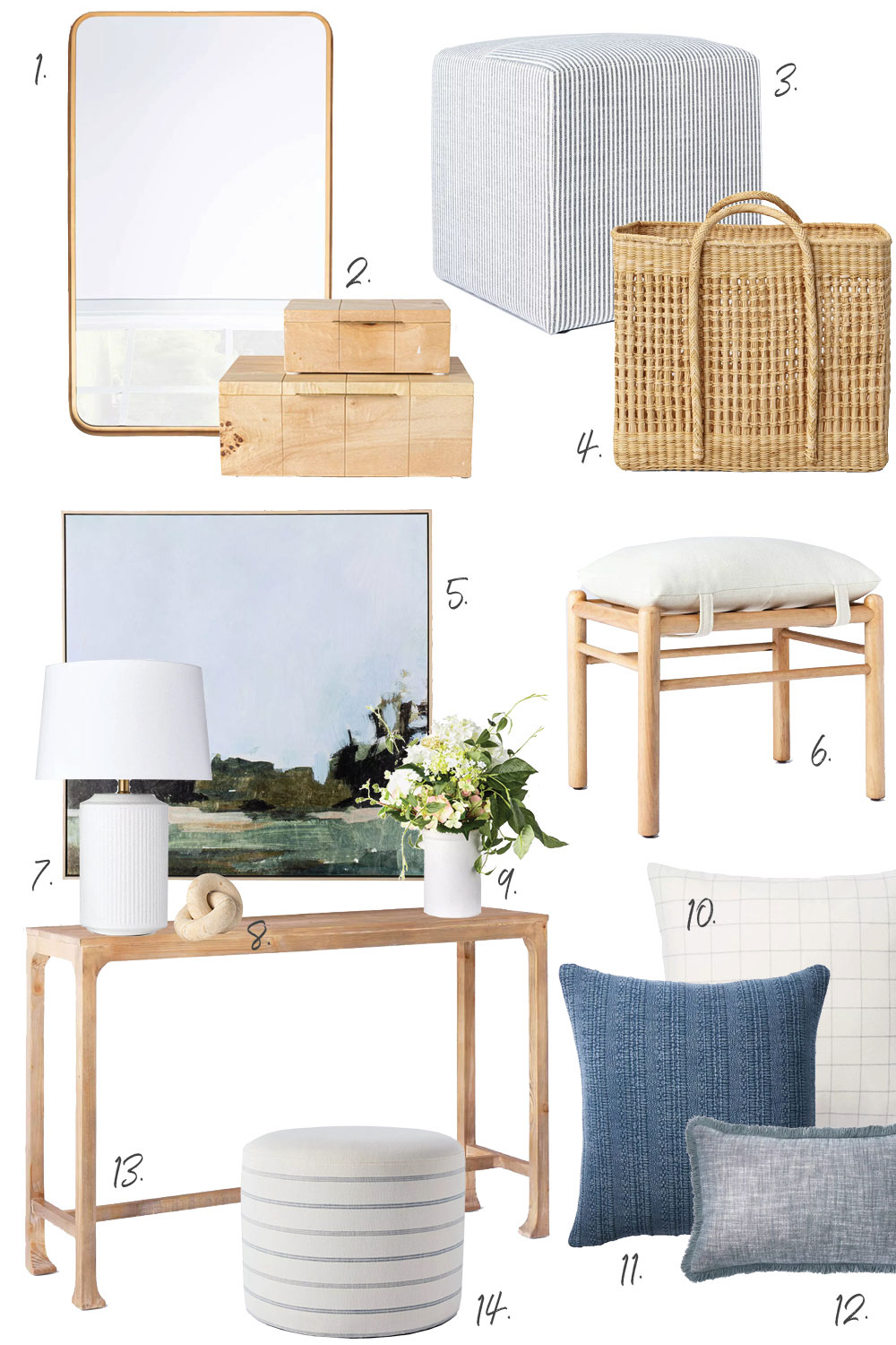 Studio McGee at Target - new home decor line