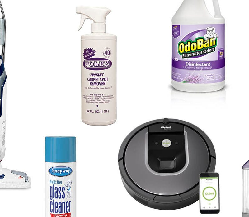 The ultimate guide to the best cleaning products