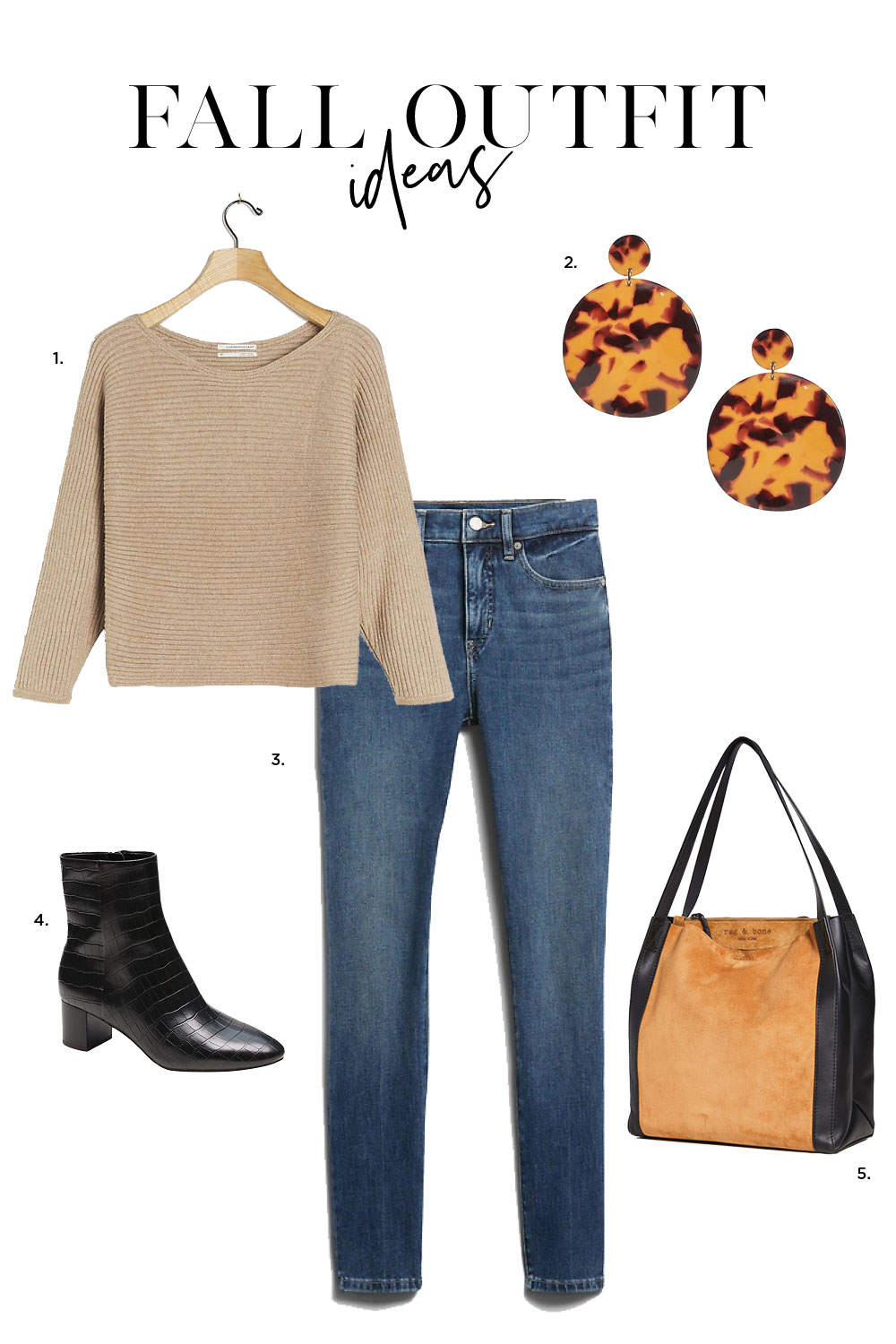 The Guide To Fall Fashion Must Haves