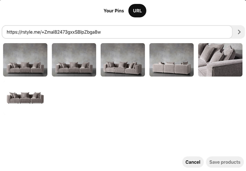 How to add affiliate links to product pins on Pinterest