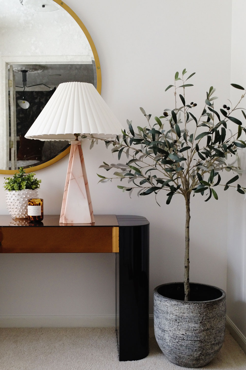 Shop The Trending Best Faux Olive Trees